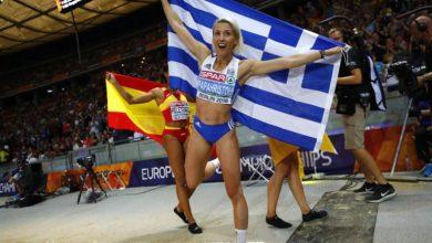 Photo of «Κυρίαρχη» η Παπαχρήστου στο τριπλούν! Χρυσό μετάλλιο για την Ελλάδα