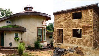 Photo of Δύο οικονομολόγοι από τη Λάρισα παράτησαν τη δουλειά τους και φτιάχνουν πήλινα σπίτια από 1.500 ευρώ
