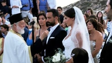 Photo of Παντρεύτηκαν Σάκης Τανιμανίδης – Χριστίνα Μπόμπα!