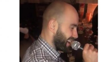 Photo of Ο Σπανούλης… έπιασε μικρόφωνο και τραγούδησε Σινάτρα! video