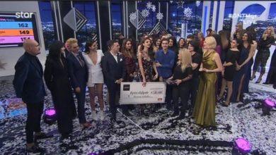 Photo of GNTM – Τελικός: Μεγάλη νικήτρια η Ειρήνη Καζαριάν!
