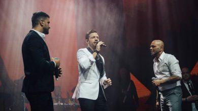 Photo of Κ.Αργυρός & M.Peretz τραγουδούν μαζί τα «Ξημερώματα» στο κλείσιμο της μεγάλης συναυλίας τους στο Ισραήλ! (video)