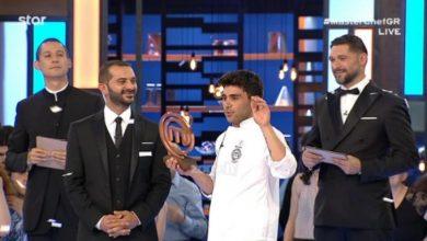 Photo of MasterChef – Τελικός: Μεγάλος νικητής ο Μανώλης Σαρρής!