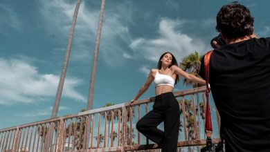 Photo of Η Demy στο Λος Άντζελες: ποζάρει στον φωτογράφο της Beyonce