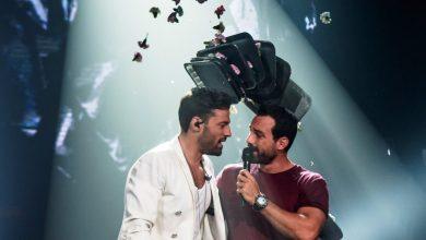 Photo of Ο Σάκης Τανιμανίδης έπιασε το μικρόφωνο: Στην πίστα μαζί με τον Κωνσταντίνο Αργυρό