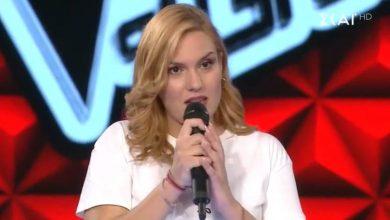 Photo of Η Λαρισαία Ιωάννα Θεοχαρίδου κατέπληξε τους coaches στο The Voice