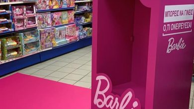 Photo of Γίνε αυτό που ονειρεύεσαι μαζί με την Barbie στο Toys Shop Λάρισας