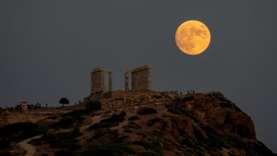 Photo of Πανσέληνος την Παρασκευή -Με μερική έκλειψη, ορατή και από την Ελλάδα