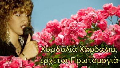 Photo of Μετά την Πασχαλιά… Τώρα τραγούδι και για την Πρωτομαγιά με τον Χαρδαλιά! (ΒΙΝΤΕΟ)