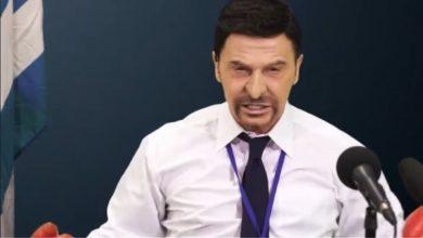 Photo of Βίντεο: Ο Τάκης Ζαχαράτος υποδύεται τον… σκληρό Νίκο Χαρδαλιά και δίνει ρέστα
