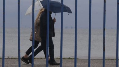 Photo of Καιρός: Που θα πέσει 10 βαθμούς η θερμοκρασία και σε ποιες περιοχές θα βρέξει πολύ