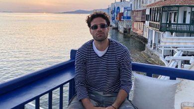 Photo of Κωνσταντίνος Aργυρός: Η ημίγυμνη φωτογραφία του από την παραλία… έριξε το Instagram!