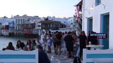 Photo of Μύκονος: Δίμηνο λουκέτο και 20.000 ευρώ πρόστιμο σε beach bar λόγω συνωστισμού