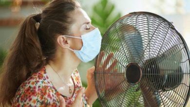 Photo of Κορωνοϊός: Πώς να αντέξετε την προστατευτική μάσκα στη ζέστη