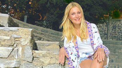 Photo of Νατάσα Θεοδωρίδου: Η φωτογραφία με την κόρη της, Αντριάνα και οι ευχές για τα γενέθλιά της