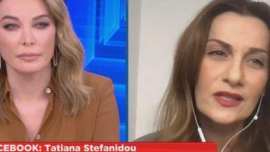 """Photo of Δέσποινα Ολυμπίου στο T-Live: """"Δέχτηκα σεξουαλική παρενόχληση δύο φορές"""""""