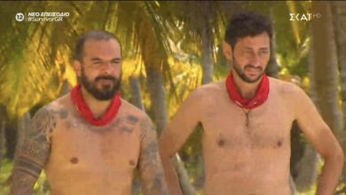 Photo of Survivor: Τρελό γλέντι στο twitter με τον Τριαντάφυλλο και τον Πάνο Καλλίδη