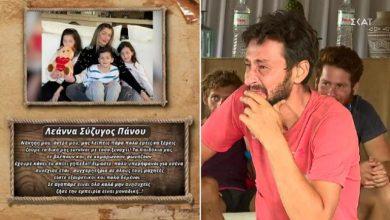 Photo of Survivor: «Γκρεμίστηκε» ο Πάνος Καλλίδης όταν αντίκρισε τα παιδιά του