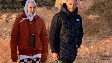 Photo of Τάμτα – Πάρις Κασιδόκωστας: Βόλτα δίπλα στο κύμα για το ζευγάρι