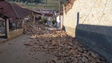 Photo of Σεισμός στην Ελασσόνα: Νέες εικόνες καταστροφής – Τα δευτερόλεπτα του τρόμου στην κάμερα (video)