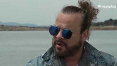 "Photo of Ο Χρήστος Δάντης εκπλήσσει για τα ""Δακτυλικά αποτυπώματα""! ""Ήταν να το τραγουδήσουν οι…"""