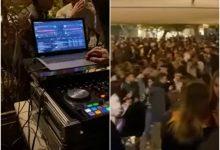 Photo of Βίντεο από το ξέφρενο κορονοπάρτι στην Κυψέλη – Σχεδιάζουν να γλεντήσουν και απόψε