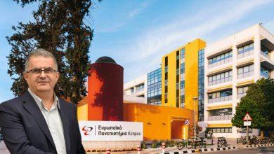Photo of Νέος πρύτανης του Ευρωπαϊκού Πανεπιστημίου ο καθηγητής Αντρέας Ευσταθίου