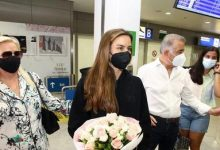 "Photo of Η Μαρία Σάκκαρη επέστρεψε στην Αθήνα – ""Ευχαριστώ όλους τους Ελληνες για την αγάπη που έλαβα"" [φώτο]"