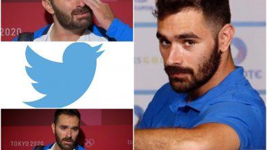 "Photo of Θοδωρής Ιακωβίδης: Απίστευτο κύμα συμπαράστασης και στο twitter – ""Βλέπεις τον γίγαντα να κλαίει"""