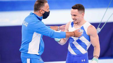 Photo of Ο Λευτέρης Πετρούνιας χάλκινος ολυμπιονίκης στους κρίκους στους Ολυμπιακούς Αγώνες