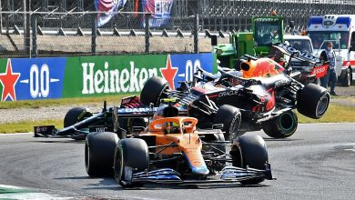 Photo of Formula 1: Σφοδρή σύγκρουση του Φερστάπεν με τον Χάμιλτον